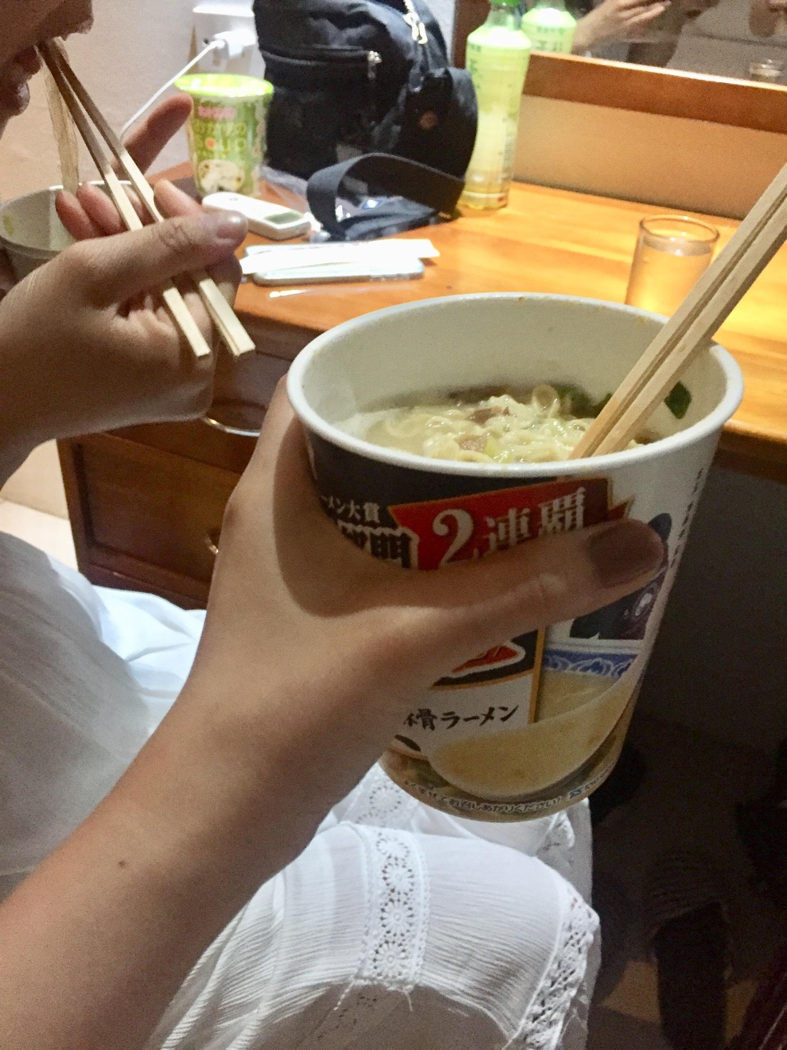 日本食love😍