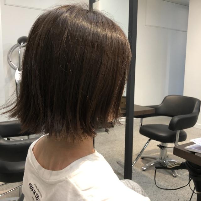 梅雨前に、髪、切りました。_1_4-1