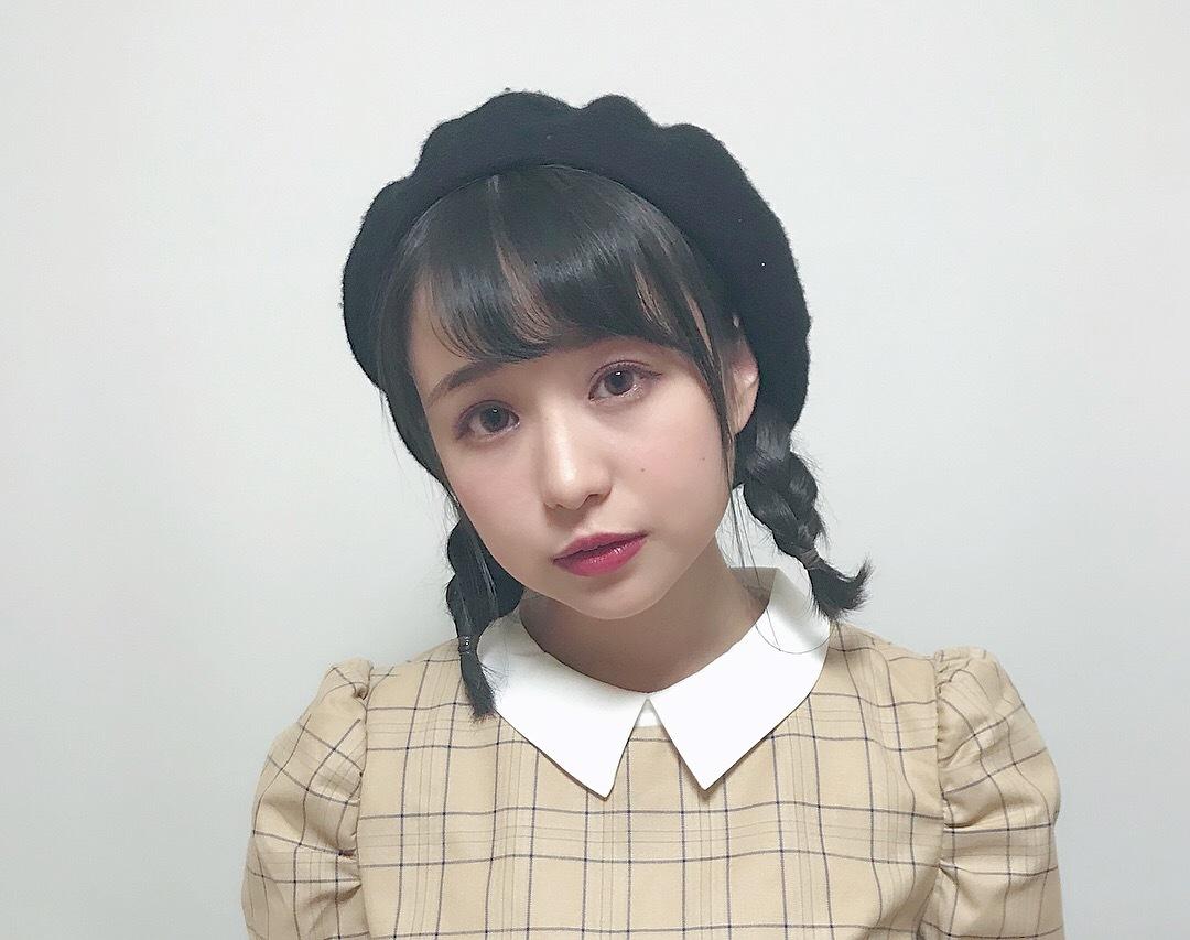 ☃︎秋冬の定番アイテム♡ベレー帽のかぶり方紹介します☃︎_1_5