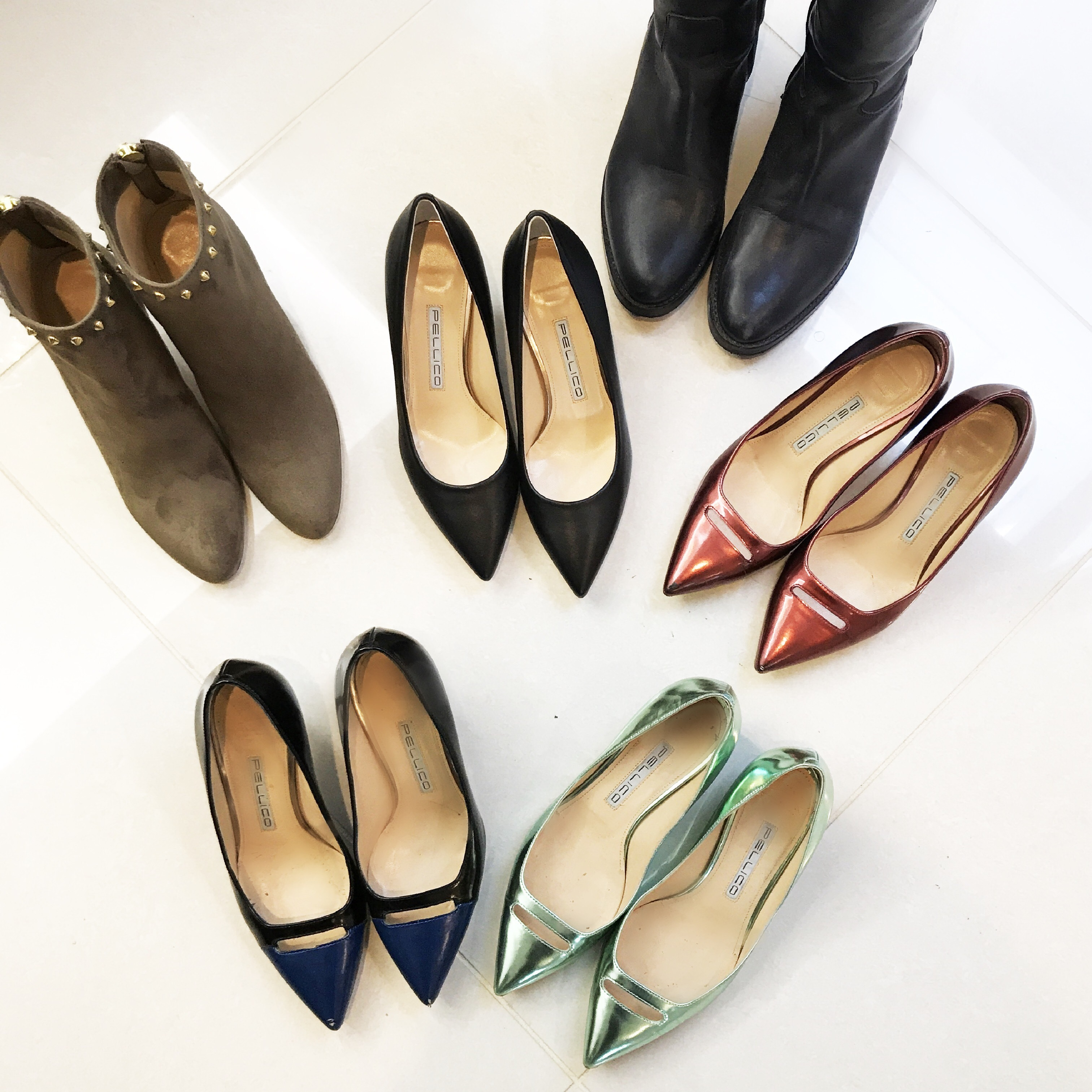 美女組さんの「春の靴」を拝見!【マリソル美女組ブログPICK UP】_1_1-1