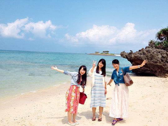 夏に行くのもアリ! 今どき卒業旅行 in 沖縄★先輩の「やってよかった」体験談_1_2-2