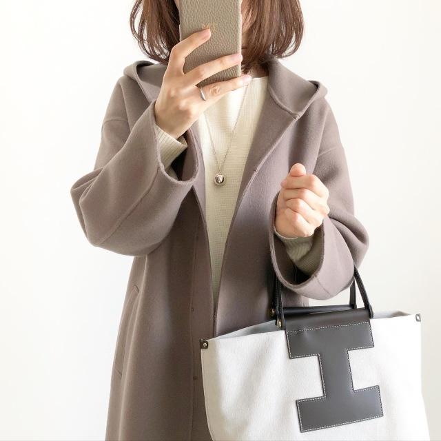 『私はこれを買いました!』2020秋冬コート第2弾【tomomiyuコーデ】_1_1
