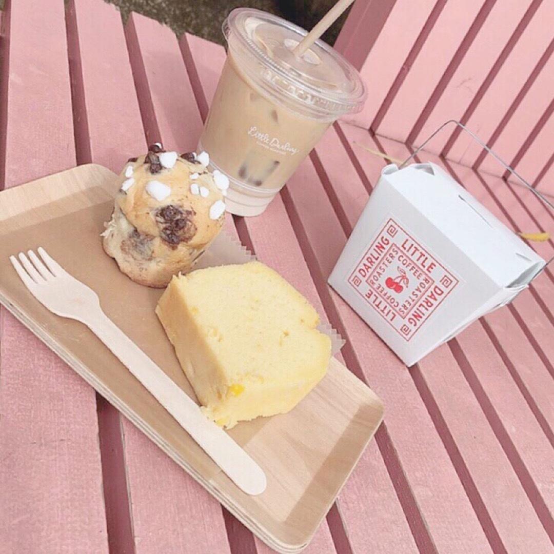 【カフェ巡り】ピクニック気分が味わえちゃう映えカフェ♥_1_4