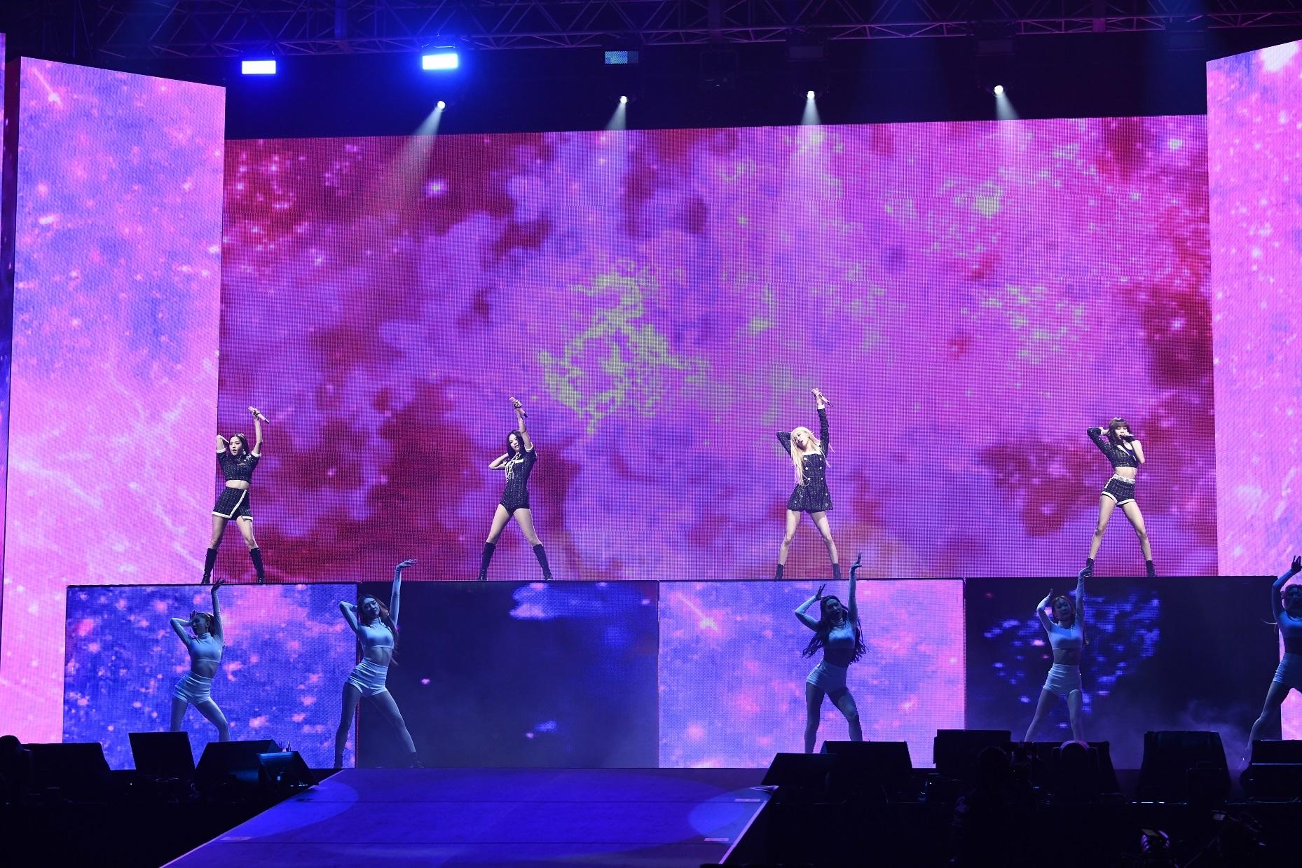 ガールクラッシュ、BLACKPINK初の東京ドーム公演へ!_1_2-4