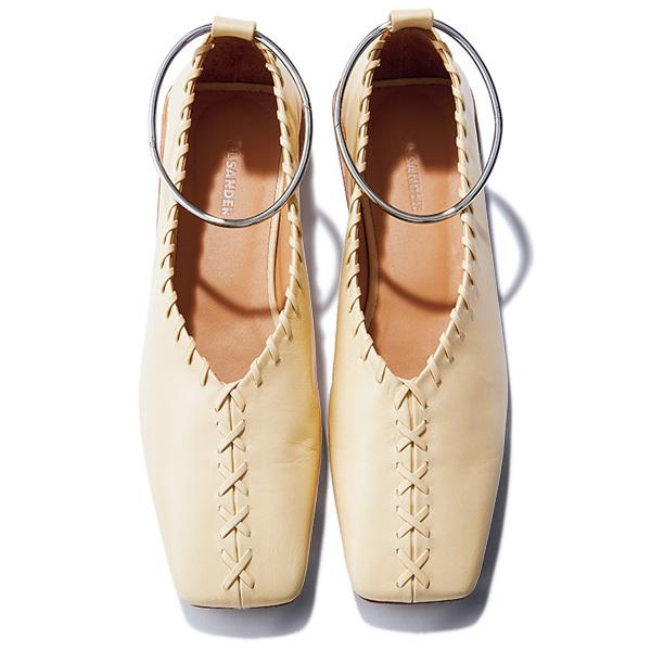 ベージュ 靴
