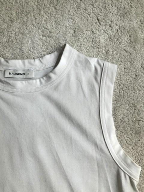 MADISONBLUEノースリTシャツ 4コーデ_1_1-2