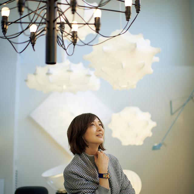 世界を代表する伊の照明メーカー、FLOSのショールーム