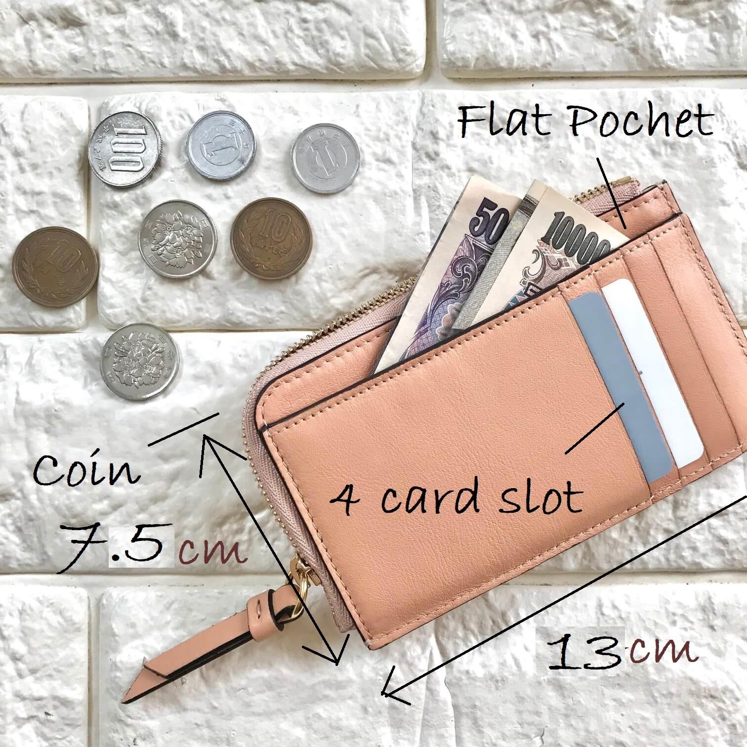 クロエのお財布裏面画像