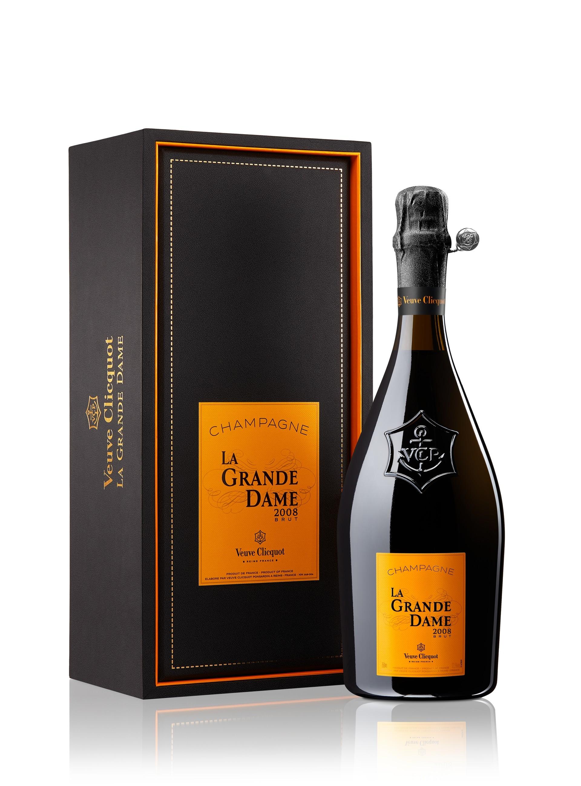 ヴーヴ・クリコの最高級ライン「ラ・グランダム 2008」が登場。その優雅さに酔いしれたい!【飲むんだったら、イケてるワイン/特別編】_1_4-1