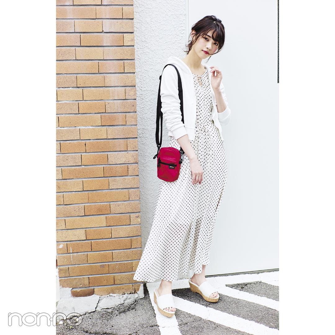 夏の白でモテコーデ★スポカジミックスが新鮮!_1_2-2