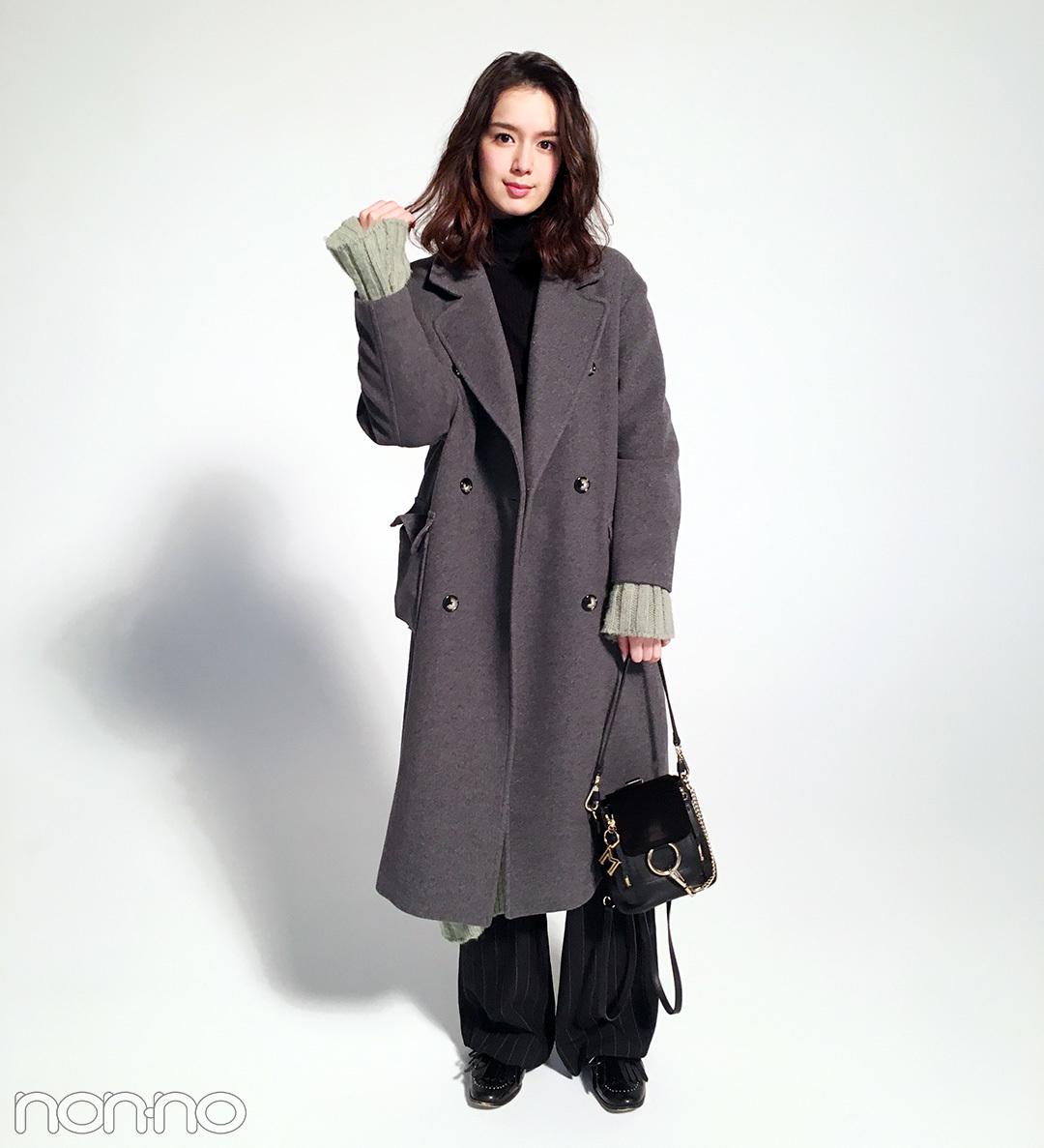 ノンノモデル佐谷戸ミナの私服