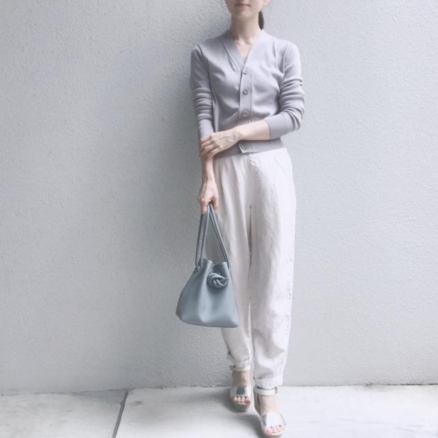 今選びたいのは、夏まで穿ける心地よい「リラックスパンツ」_1_5