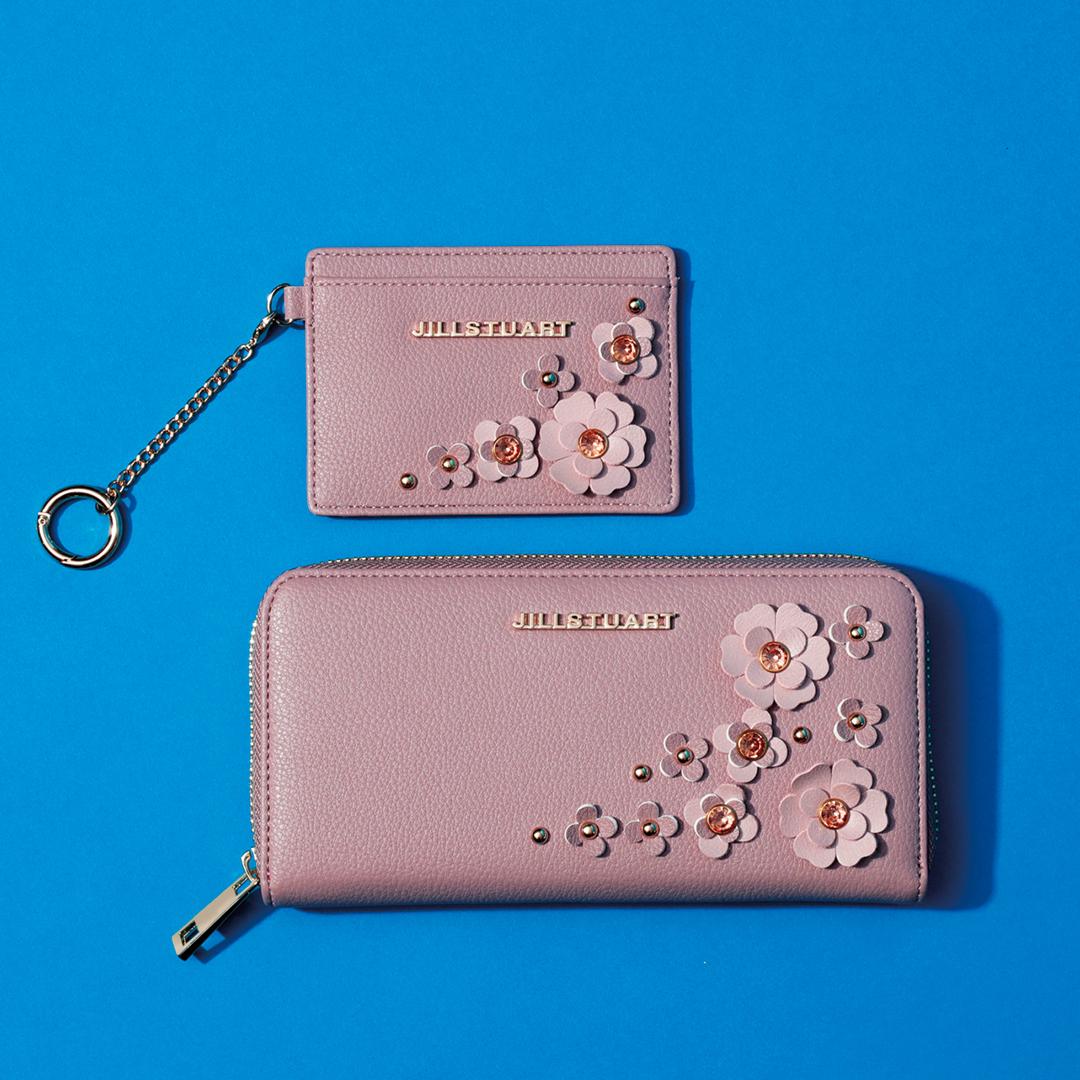 特別感たっぷり♡アナ スイ、ジルスチュアートのお財布&カード入れをゲット!_1_2