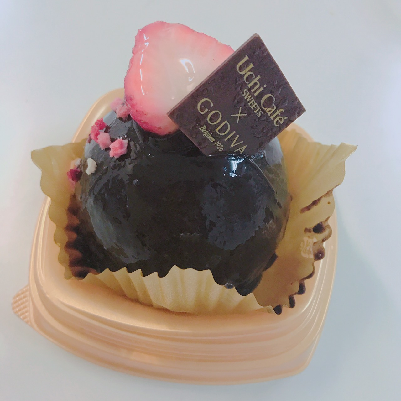【高級チョコがコンビニ価格で!Uhi Cafeスイーツ♡】_1_2-1