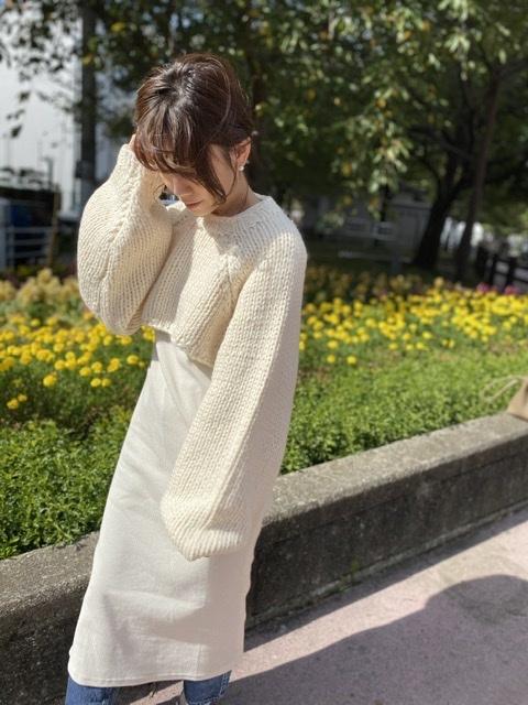 寒い季節こそ、ホワイトコーデ❄︎❄︎_1_1-1