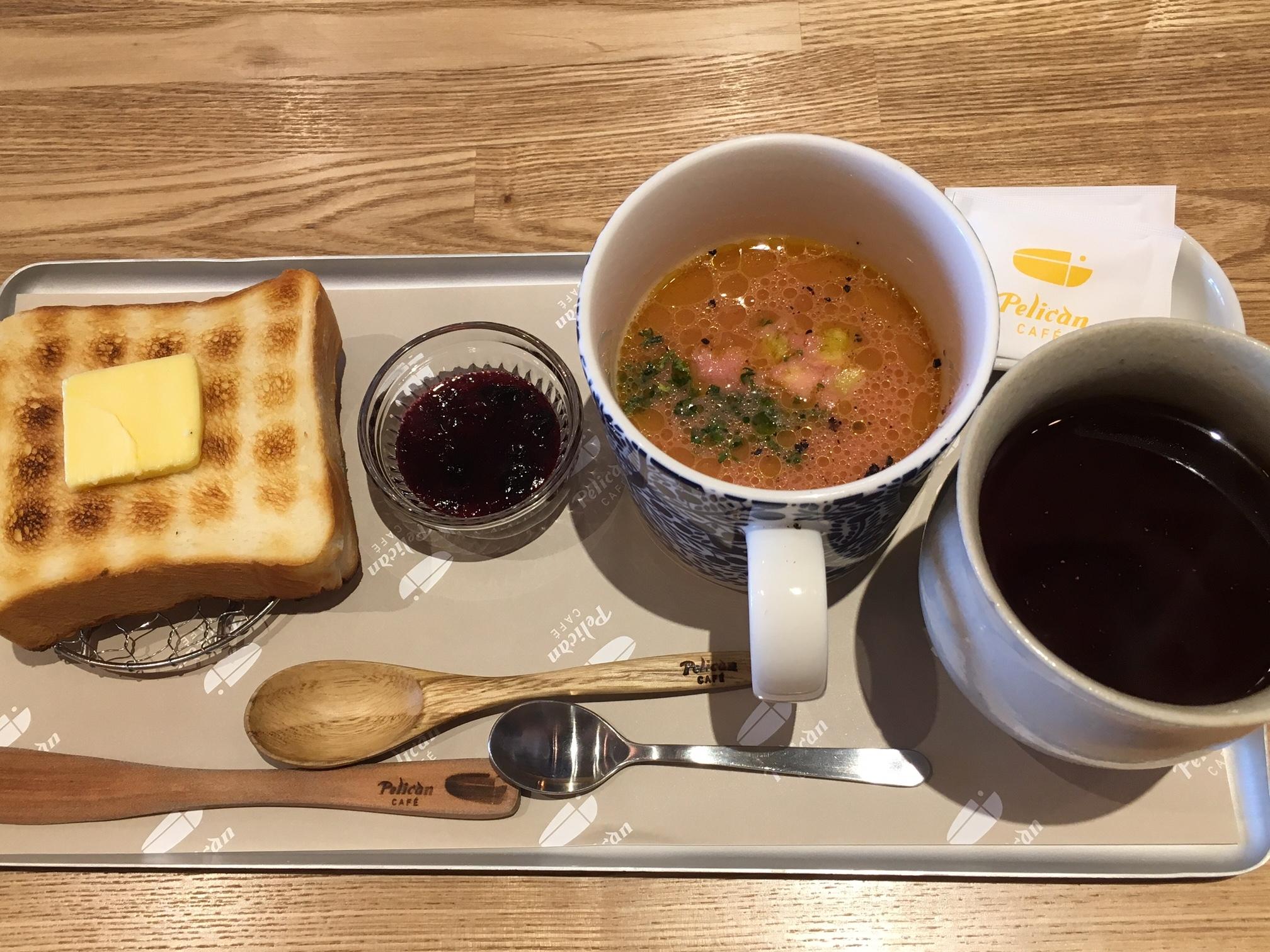 食パンとスープが衝撃の美味しさ「ペリカンカフェ」_1_1-1