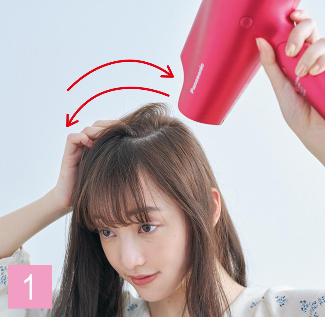 ロングの巻き髪の基本教えます★ 巻き方からワックス使いまで超ていねい解説! _1_4-1