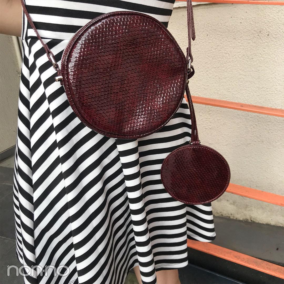 岡本杏理はH&Mのミニワンピで夏先取りコーデ♡【モデルの私服】_1_2-1