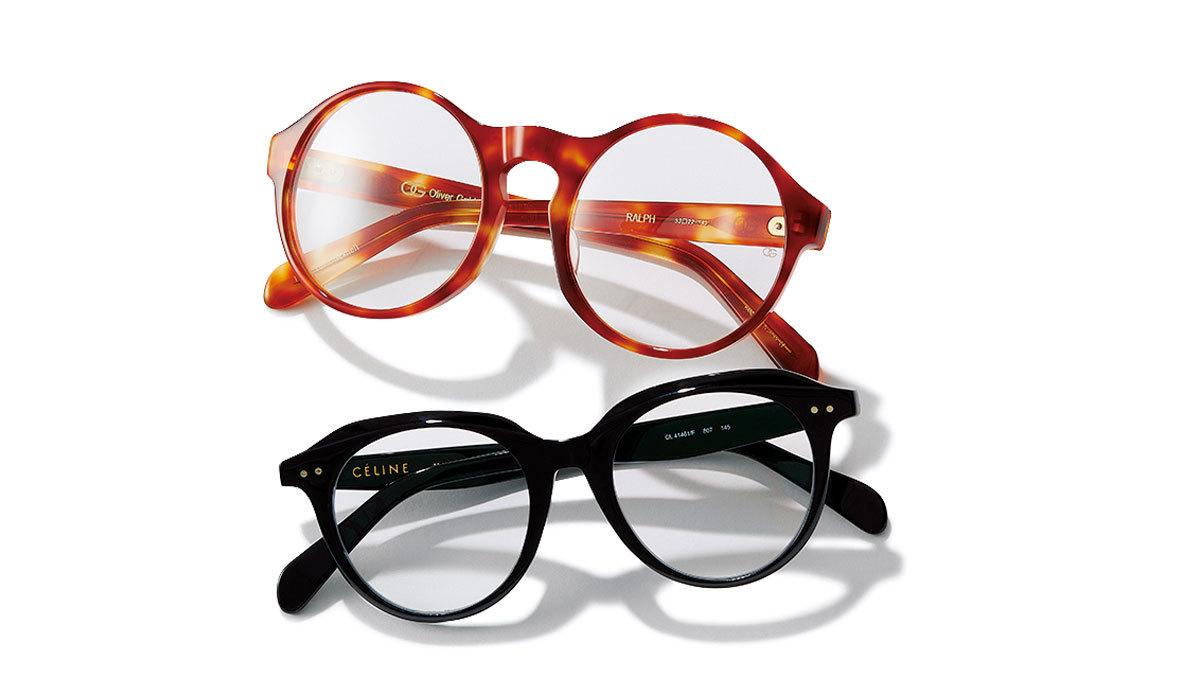 オリバー・ゴー ルドスミスとセリーヌのメガネ