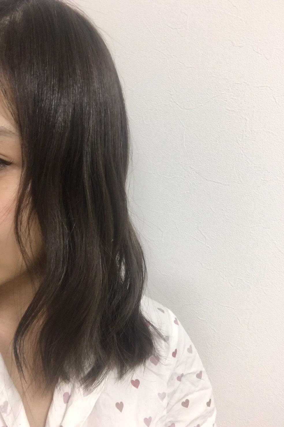 外人風♡ミディアムスタイル_1_2