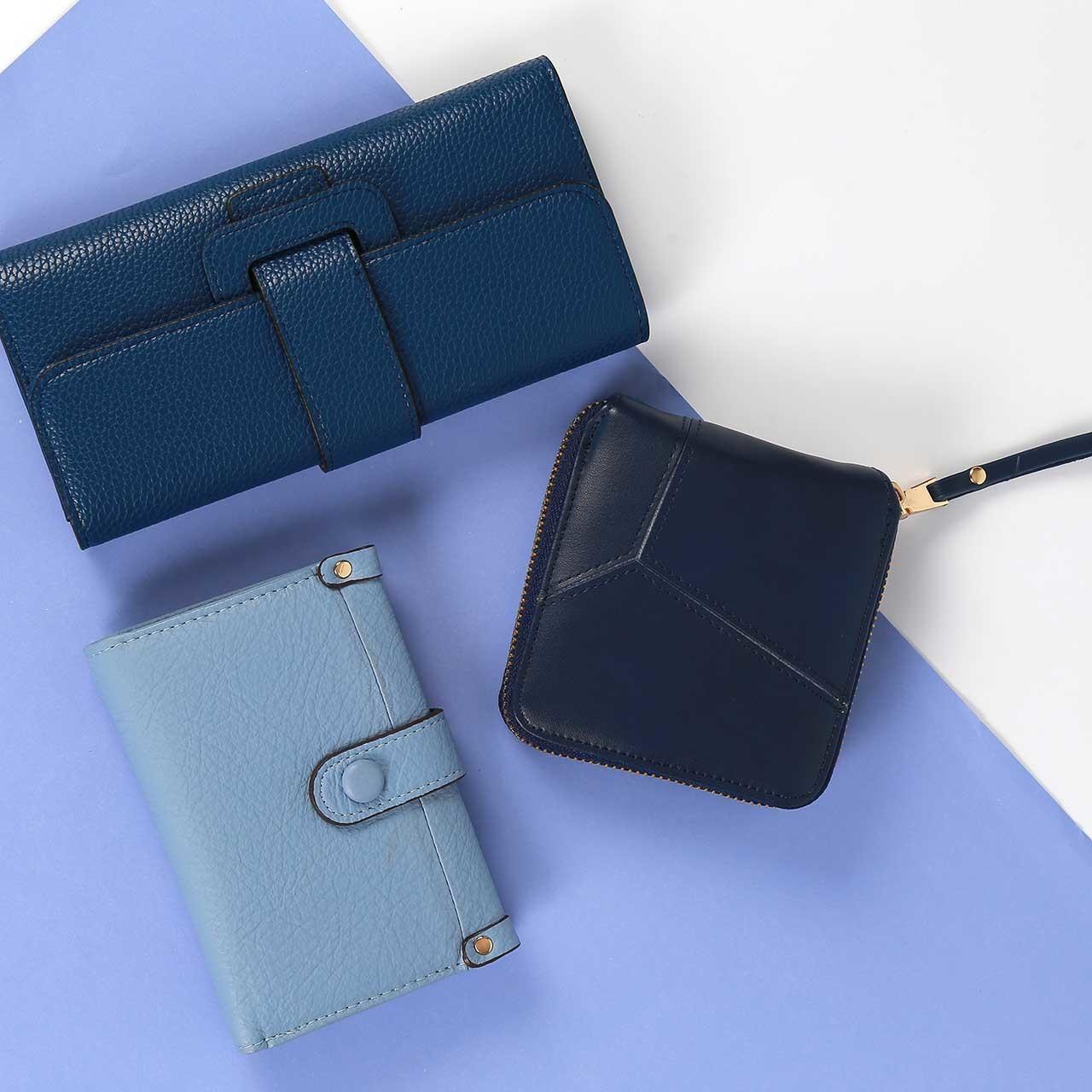 3種類のお財布