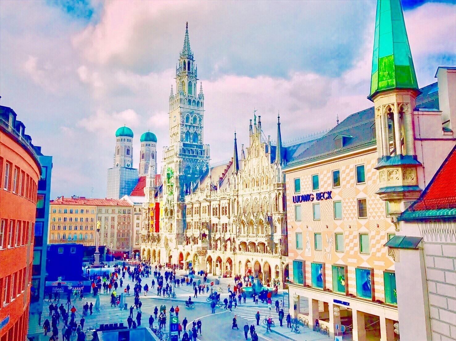 帰国子女が教える!ドイツ 【ミュンヘン】の街で過ごす5日間《観光編》_1_4