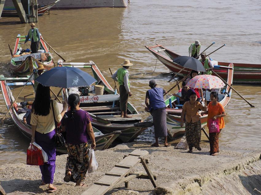 <ミャンマーの旅>黄金のパゴダと復活するコロニアル レガシー(ヤンゴン−①)_1_3-1