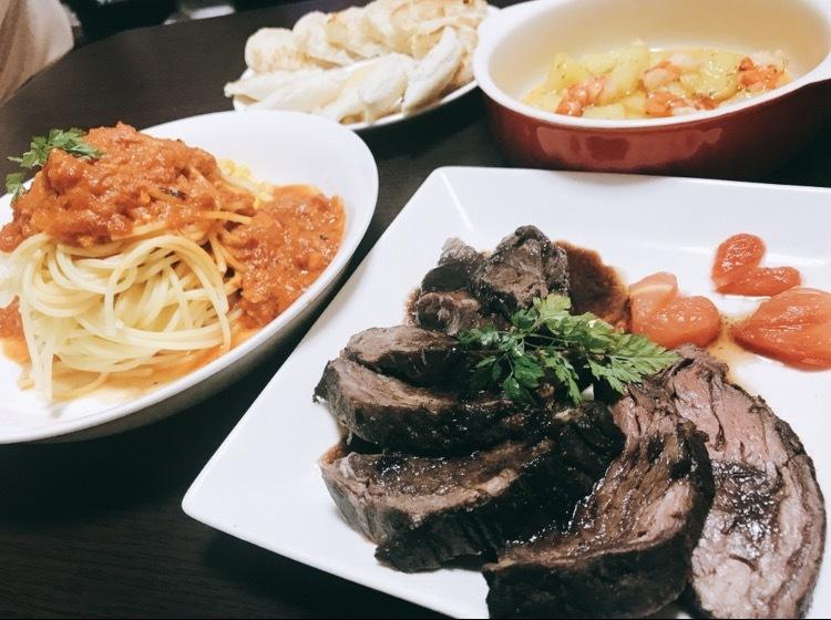 お家で簡単!レストランみたいなお洒落ご飯レシピ♡ ① _1_1