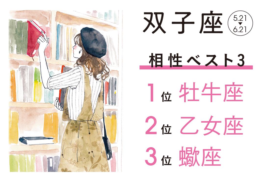 12星座別・2018年夏の恋占い★星座別☆相性ベスト3を発表!_1_1-3