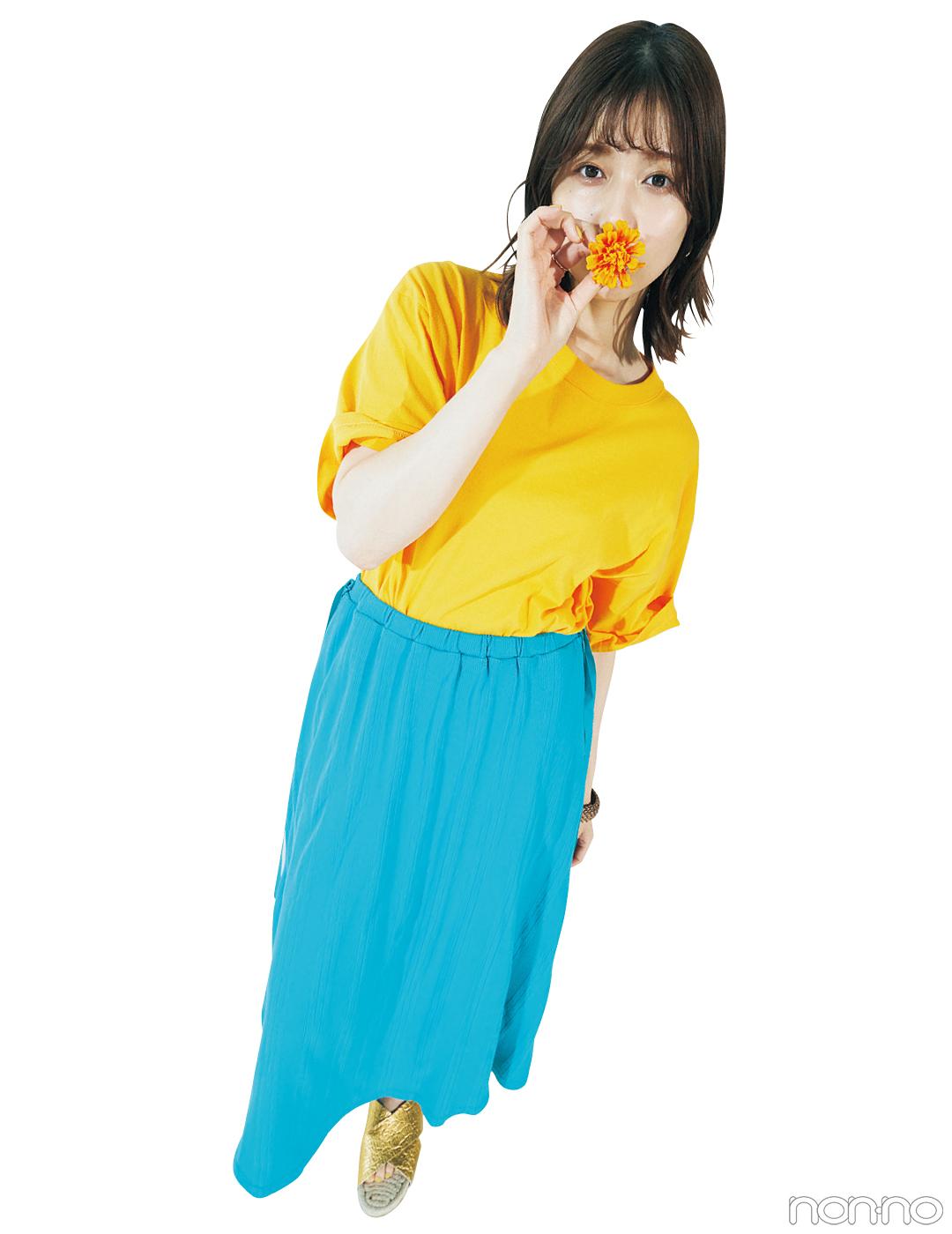 Photo Gallery 渡邉理佐の毎日Tシャツコーデ フォトギャラリー_1_29
