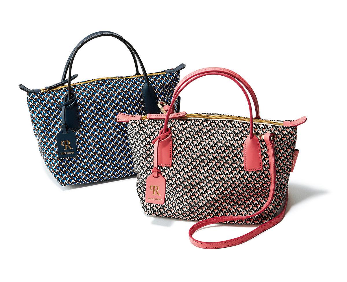 雨の日のバッグに最適なロベルタ ピエリ_トートバッグ