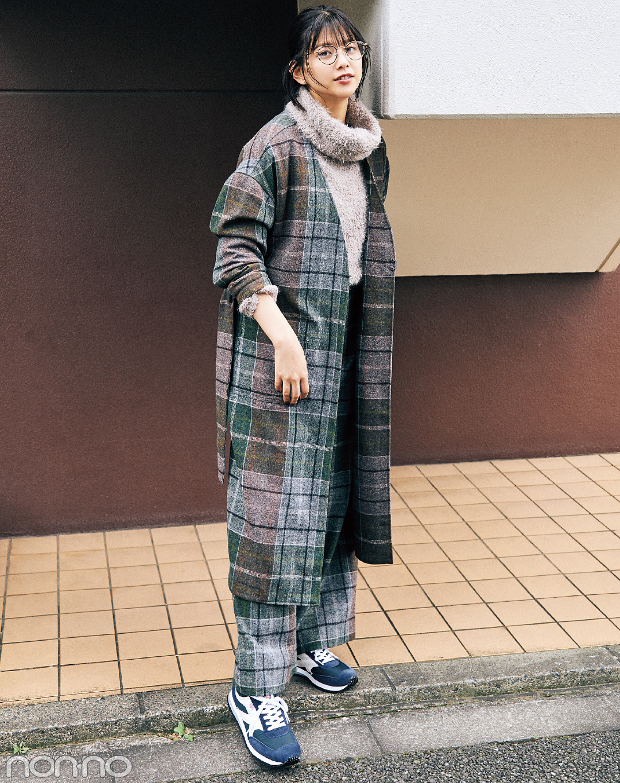 渡邉理佐がこの秋買ったニットはコレ! #きょコ&#きのコも公開♡_1_3-2