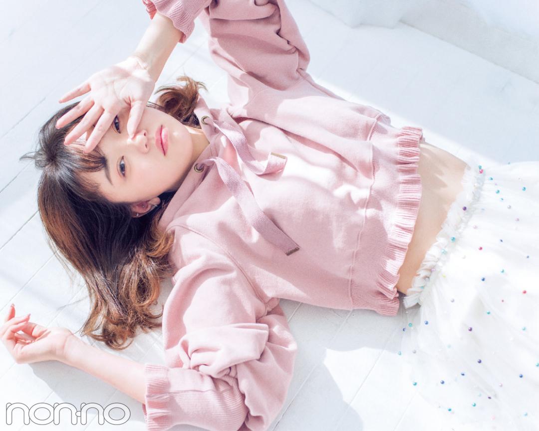 江野沢愛美、Seventeenを卒業してnon-no専属モデルに! 【初めまして、まなみん♡】_1_4