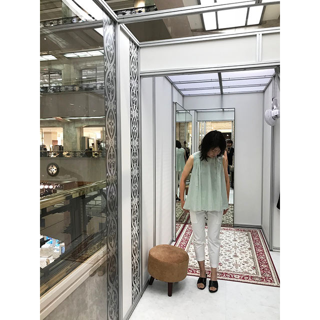 日本橋三越本店で、パーソナル・ショッピングを体験!_2_1-3