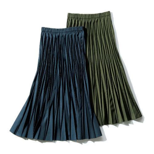 冬の心強いアイテム、マキシスカートで着こなしに華やぎを!_1_1