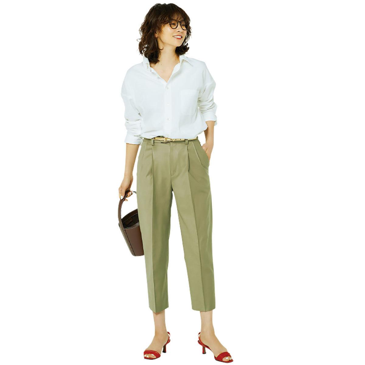 40代の「おしゃれになりたい」をかなえるファッションブランドは? 注目したいアイテムは? | アラフォーファッション_1_22