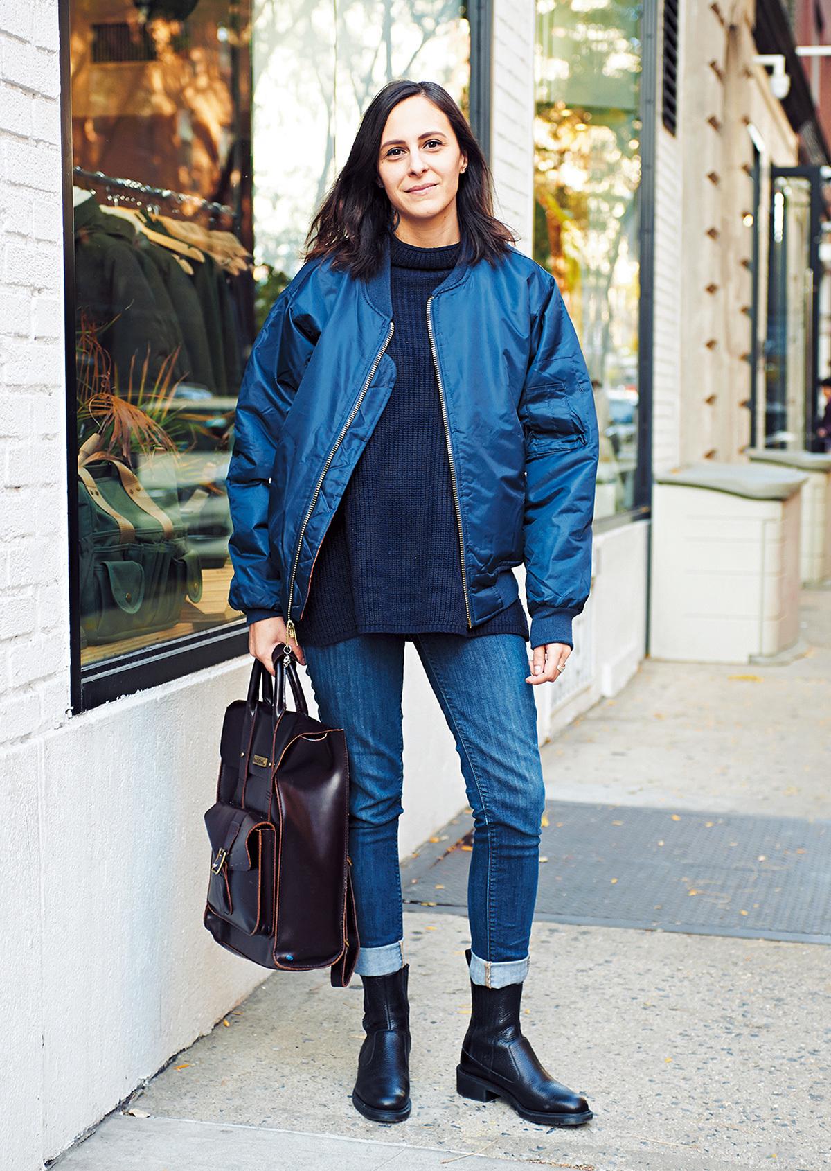「ワントーン配色」はよりこなれてきた【ファッションSNAP ミラノ・パリ・NY編】_2_1-1