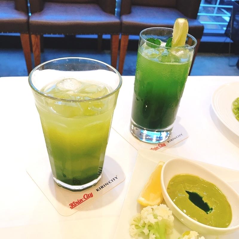 キリンシティ×ファンケルがコラボした青汁ドリンク2種
