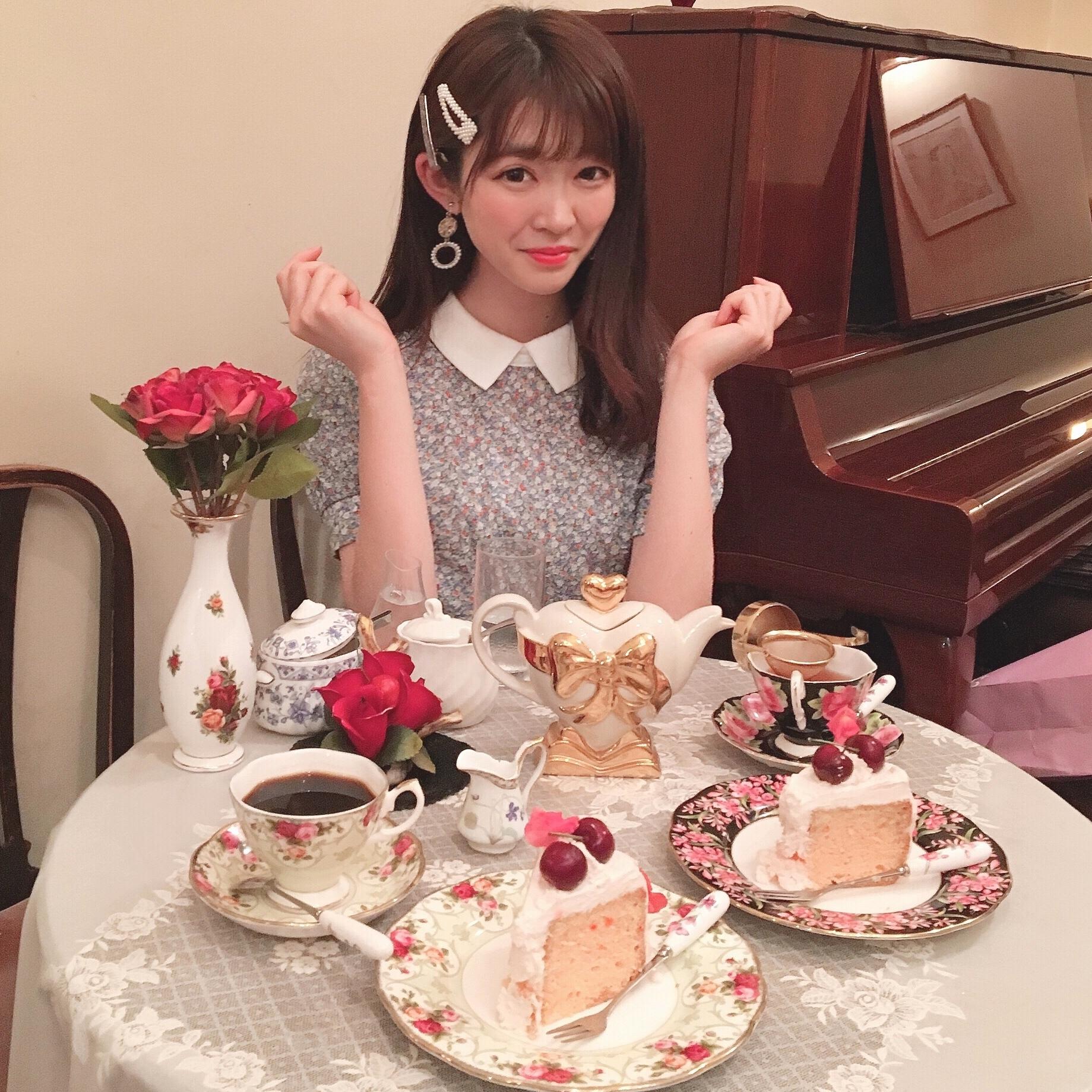 【女子必見❤︎?!】プリンセス気分を味わえる 激カワCAFE☆_1_9