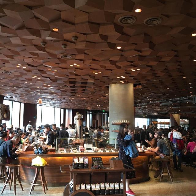 Starbucks Reserve Rostery @Shanghai_1_11