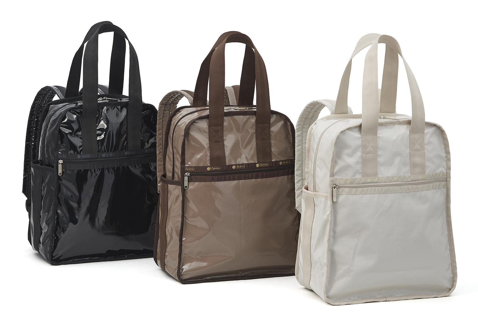 ひとりっぷ×LeSportsacコラボ 旅にも日常にも便利なバッグが登場_1_1