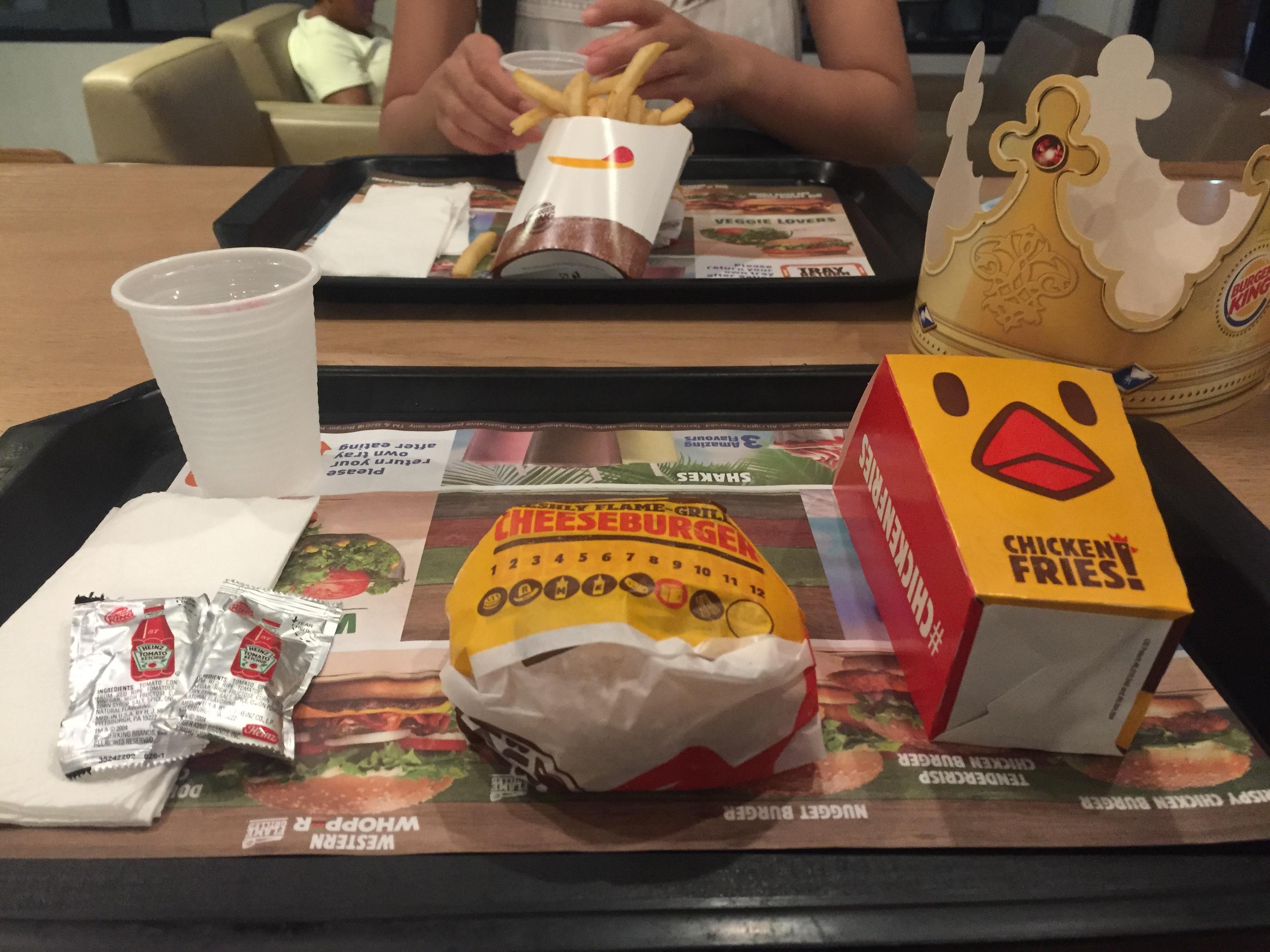 Burger King👑