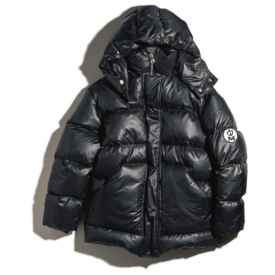 ファッション ムーングースのダウンジャケット