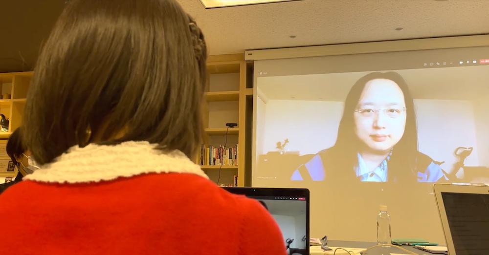 オードリー・タンに小学生作家がインタビュー!「トランスジェンダーと多様性」|Forbes JAPAN_1_5