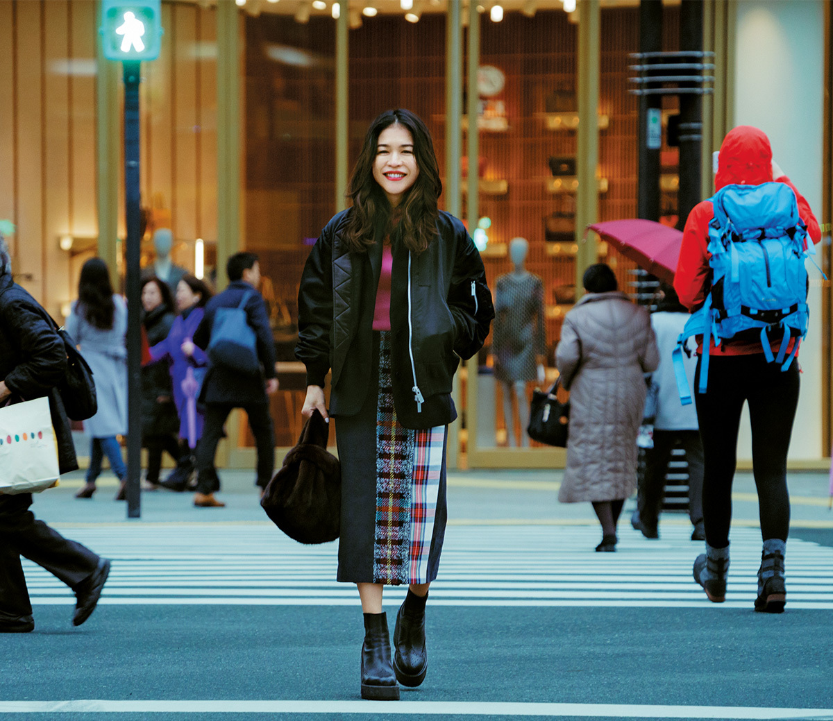 スタイリスト辻 直子さんの着こなしの幅を広げる3枚のコート_3_2