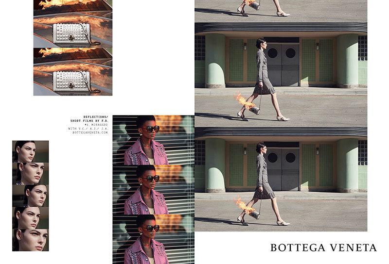 まるで映画のトレーラーのよう。「ボッテガ・ヴェネタ」がデジタルファーストの広告キャンペーンを開始 _1_1