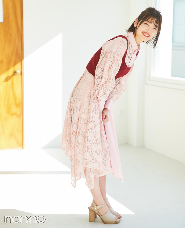 日向坂46佐々木美玲、ノンノ専属モデルになりました! 今の気持ち話します♡ _1_13