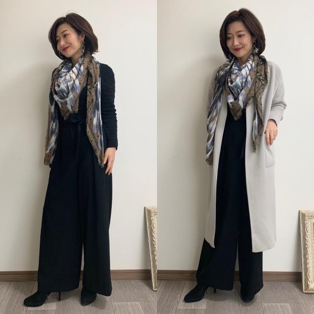 """私のお気に入りの名品""""VASSILISAのスカーフ""""_1_2"""