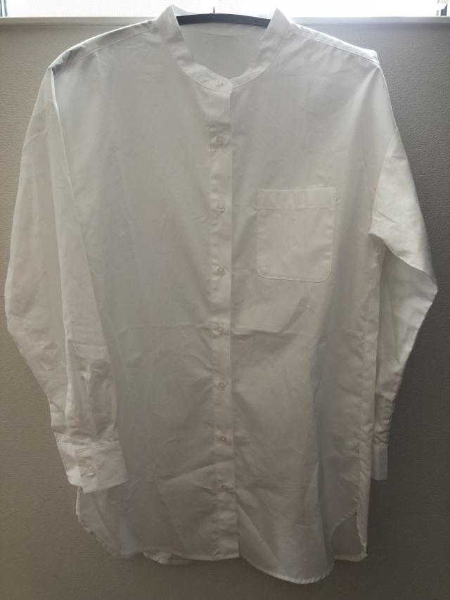 GUの隠れた名品 着回し力抜群のシャツ_1_1