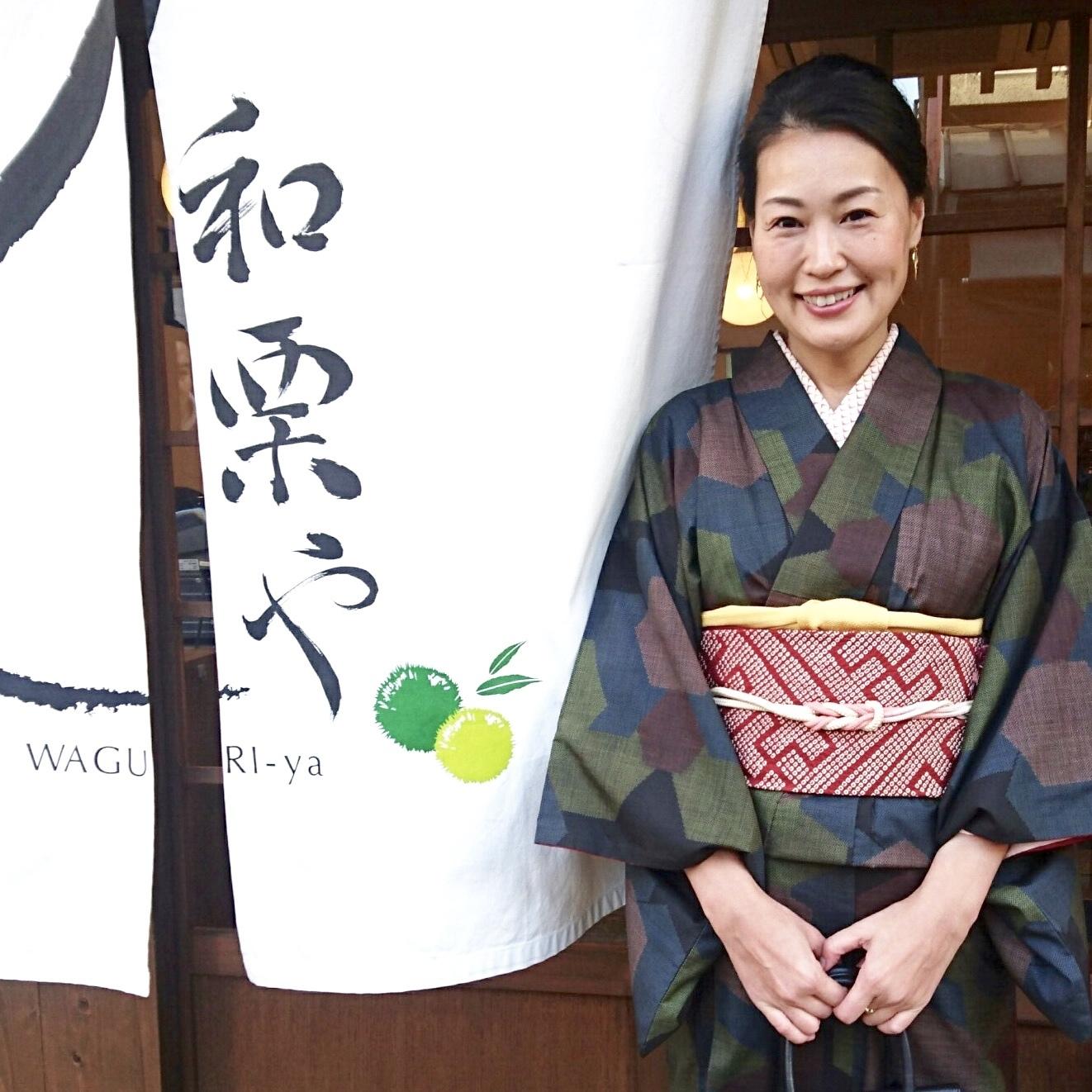 大島紬で下町さんぽ_1_6-2